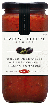 Grilled vegetables with provincial italian tomatoes.JPEG